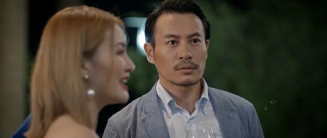 Trói buộc yêu thương - Tập 9: Hà bài binh bố trận khiến Khánh lao đến như thiêu thân - Ảnh 2.