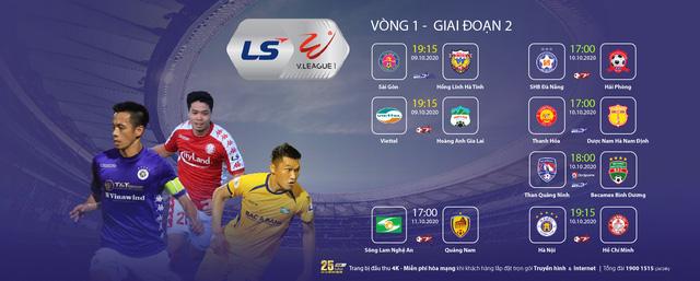 Hàng loạt giải đấu hot trực tiếp trên VTVcab tuần này - Ảnh 1.