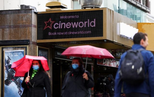 Chuỗi rạp chiếu phim lớn thứ 2 thế giới đóng cửa vì COVID-19 - Ảnh 2.