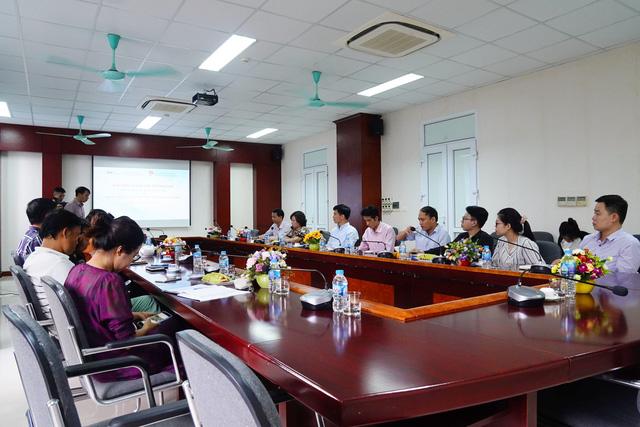 Ký kết thỏa thuận hợp tác đào tạo lĩnh vực báo chí, truyền thông - Ảnh 1.