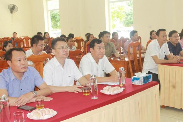 Quỹ Tấm lòng Việt bàn giao nhà chống thiên tai cho người nghèo tại Hà Tĩnh - Ảnh 1.
