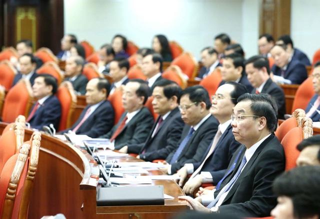 Giới thiệu nhân sự Ban Chấp hành Trung ương khóa XIII và 2 Bộ trưởng - Ảnh 1.