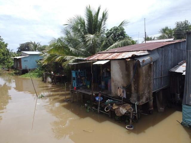 Hiệp hội Tấm lợp Việt Nam đồng hành cùng Quỹ Tấm lòng Việt xây dựng nhà tình nghĩa - Ảnh 2.