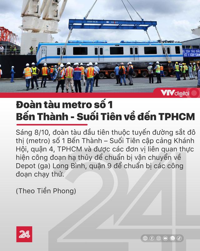 Tin nóng đầu ngày 9/10: 11 người chết và mất tích do mưa lũ ở miền Trung - Ảnh 4.