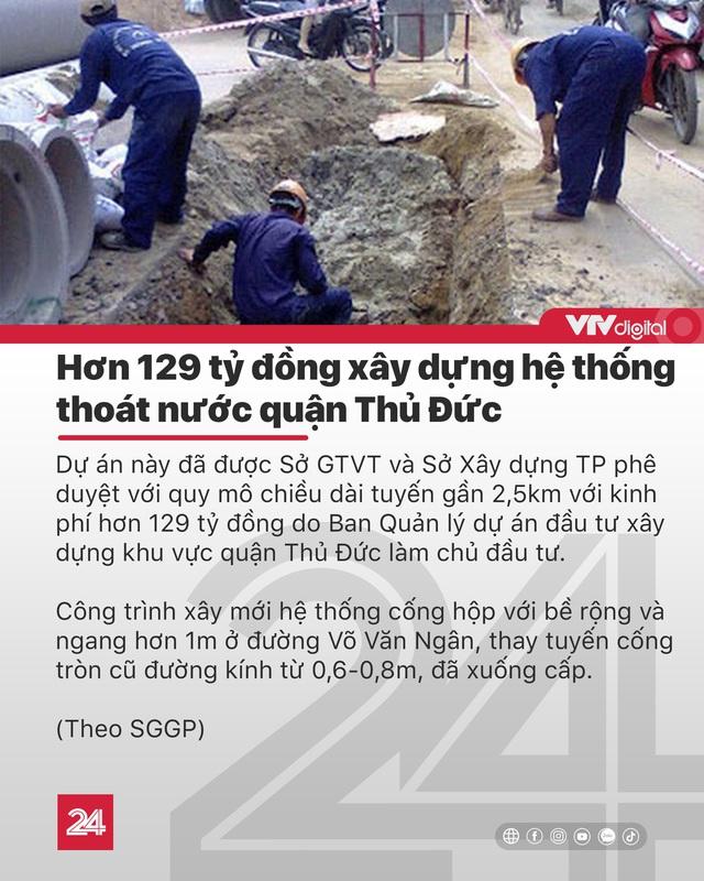 Tin nóng đầu ngày 9/10: 11 người chết và mất tích do mưa lũ ở miền Trung - Ảnh 3.
