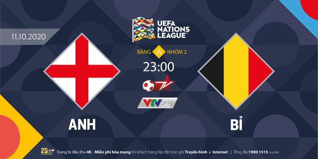 Đại chiến UEFA Nations League trở lại trên VTVcab - Ảnh 1.