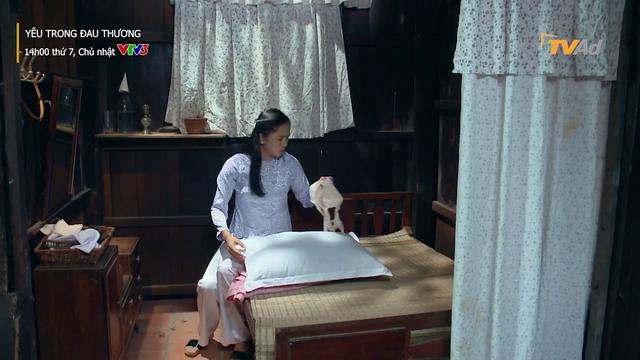 Yêu trong đau thương - Tập 21: Hương Thảo chết lặng thấy áo ngực của tiểu tam trên giường nhà - Ảnh 5.