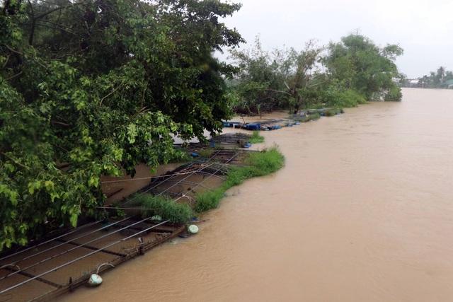 Thừa Thiên - Huế mưa lớn trở lại - Ảnh 4.