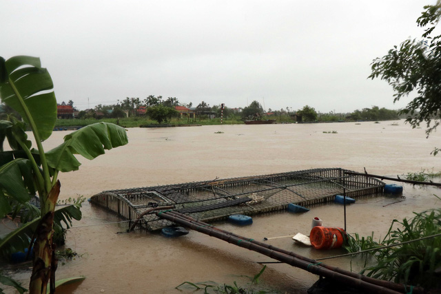 Thừa Thiên - Huế mưa lớn trở lại - Ảnh 3.