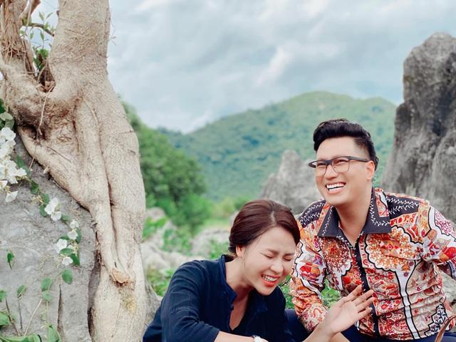 Việt Anh tình bể bình bên Lương Thu Trang trong phim mới - Ảnh 2.