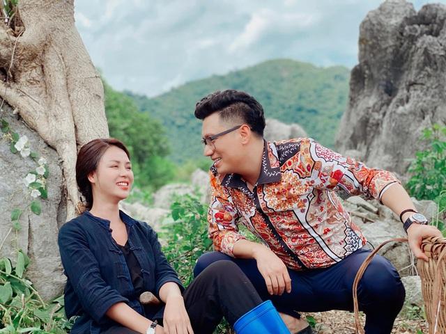 Việt Anh tình bể bình bên Lương Thu Trang trong phim mới - Ảnh 1.