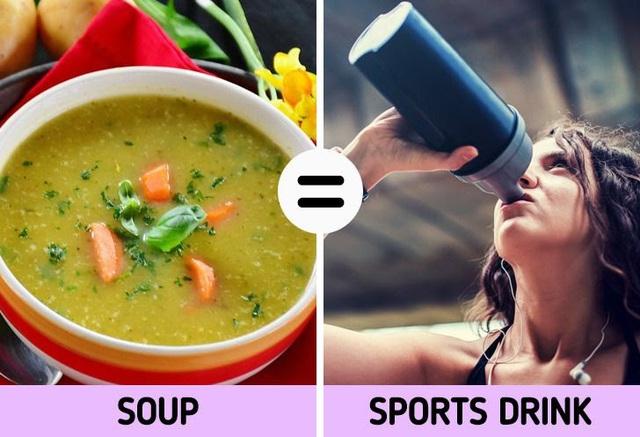 Giảm cân bằng súp và công dụng thần kỳ của nó - ảnh 3