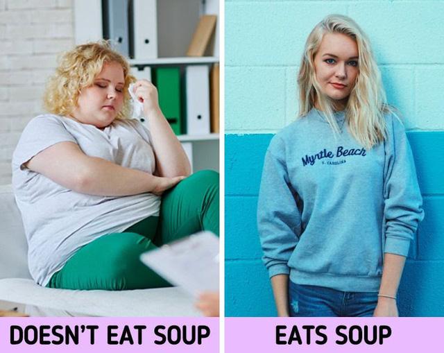 Giảm cân bằng súp và công dụng thần kỳ của nó - ảnh 7