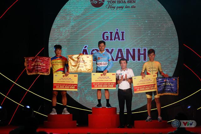 Gala bế mạc và trao giải Giải xe đạp VTV Cúp Tôn Hoa Sen 2020 - Ảnh 4.