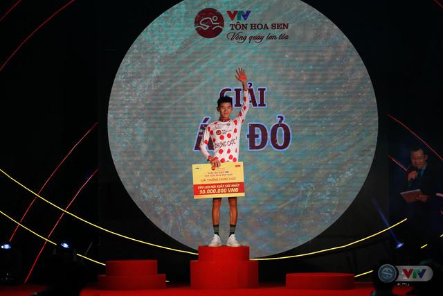 Gala bế mạc và trao giải Giải xe đạp VTV Cúp Tôn Hoa Sen 2020 - Ảnh 7.