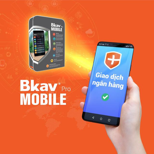 Bkav ra mắt phần mềm bảo vệ giao dịch ngân hàng dành cho smartphone - Ảnh 1.