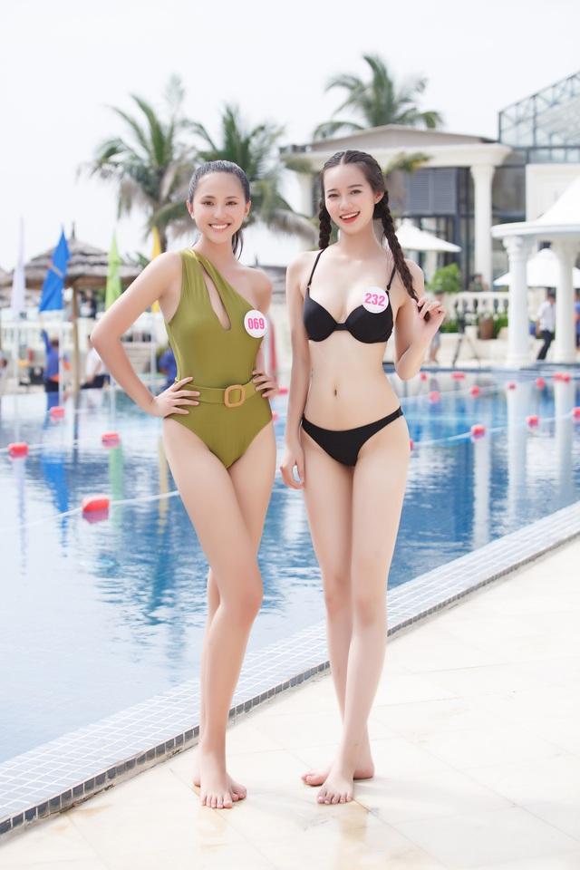 Thí sinh Hoa hậu Việt Nam 2020 sở hữu 10 huy chương bơi lội - Ảnh 8.