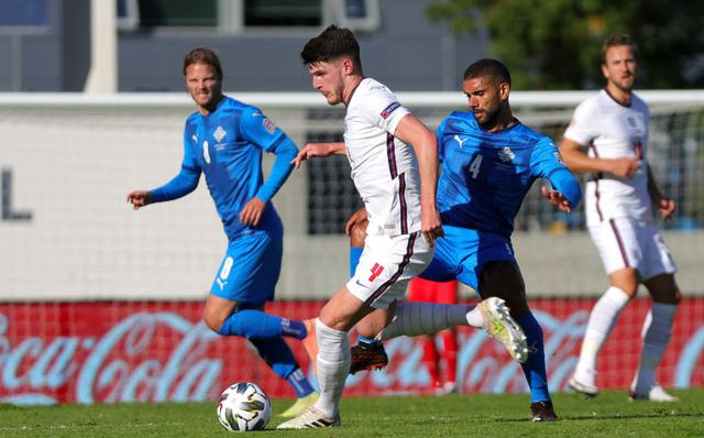 Vì COVID-19, ĐT Anh có thể thi đấu với ĐT Iceland tại Albany - Ảnh 1.