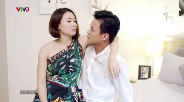 Hé lộ loạt hình ảnh lụi tim của Hồng Đăng - Hồng Diễm trong phim mới - ảnh 1