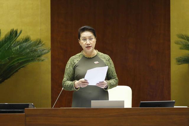 Chủ tịch Quốc hội: Phiên chất vấn diễn ra dân chủ, thẳng thắn, tranh luận sôi nổi - Ảnh 1.