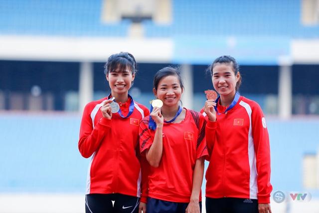 Nguyễn Thị Oanh không có đối thủ ở nội dung sở trường 1500m - Ảnh 2.