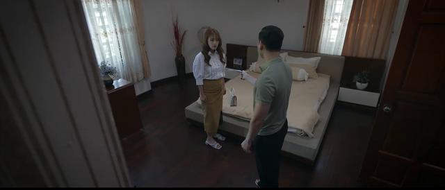 Trói buộc yêu thương - Tập 24: Kẻ hãm hại bà Lan, ông Phong dần lộ mặt - Ảnh 8.