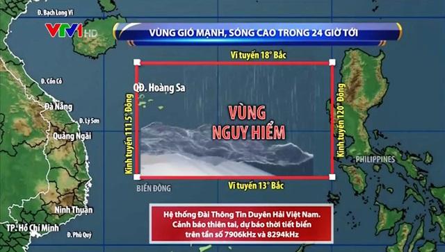 Các địa phương phải chủ động ứng phó bão số 13 - Ảnh 1.