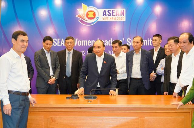 Sáng nay (12/11), khai mạc Hội nghị Cấp cao ASEAN lần thứ 37 - Ảnh 1.