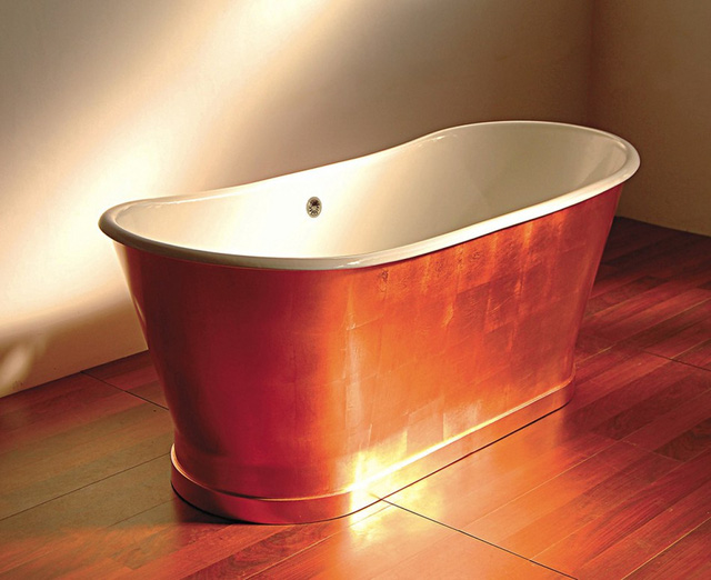 Những chiếc bồn tắm siêu đắt đỏ chỉ có trong dinh thự của các tỷ phú - Ảnh 6.
