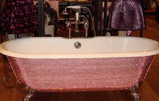 Những chiếc bồn tắm siêu đắt đỏ chỉ có trong dinh thự của các tỷ phú - Ảnh 8.