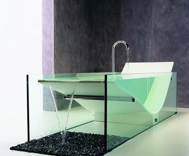 Những chiếc bồn tắm siêu đắt đỏ chỉ có trong dinh thự của các tỷ phú - Ảnh 9.