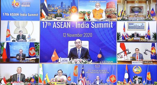 ASEAN đánh giá cao Chính sách Hành động hướng Đông của Ấn Độ - Ảnh 1.