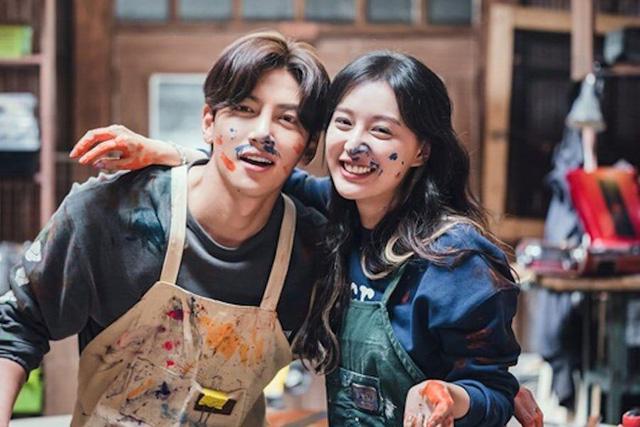 Ji Chang Wook và Kim Ji Won tình tứ trong dự án phim mới - Ảnh 3.