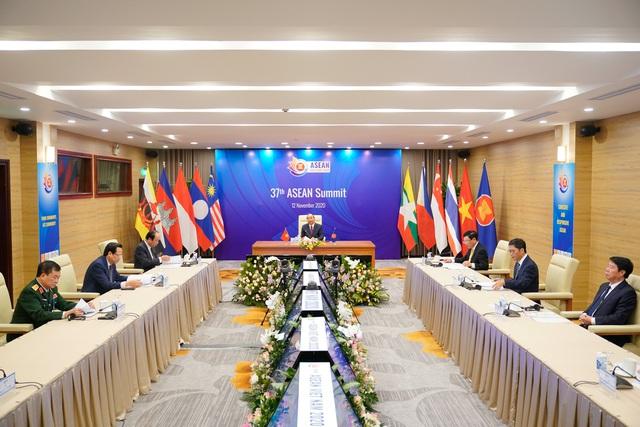 Việt Nam đã hoàn tất nhiệm kỳ Chủ tịch ASEAN thành công toàn diện - Ảnh 1.