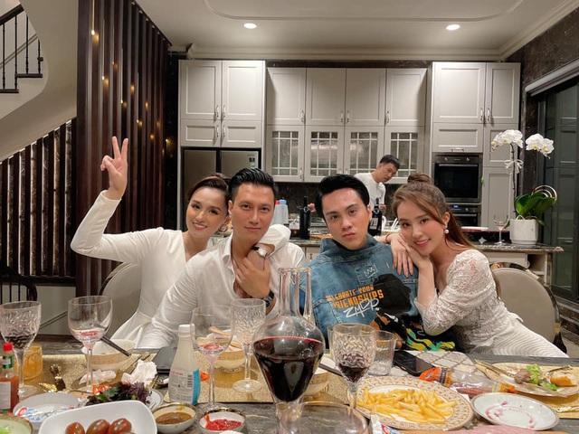 Lã Thanh Huyền đón sinh nhật muộn tại biệt thự sang chảnh cùng hội bạn thân - Ảnh 8.