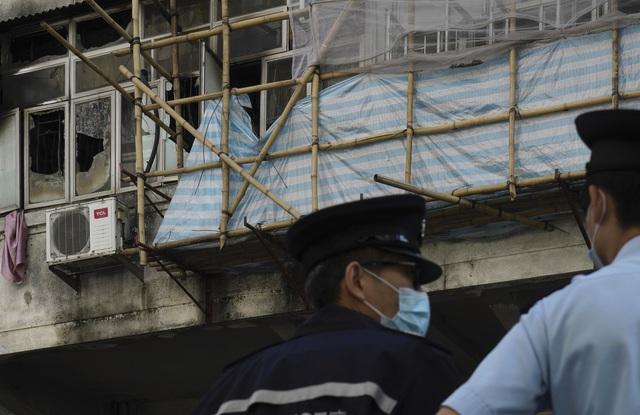 Hỏa hoạn tại nhà hàng ở Hong Kong (Trung Quốc), ít nhất 7 người thiệt mạng - Ảnh 2.