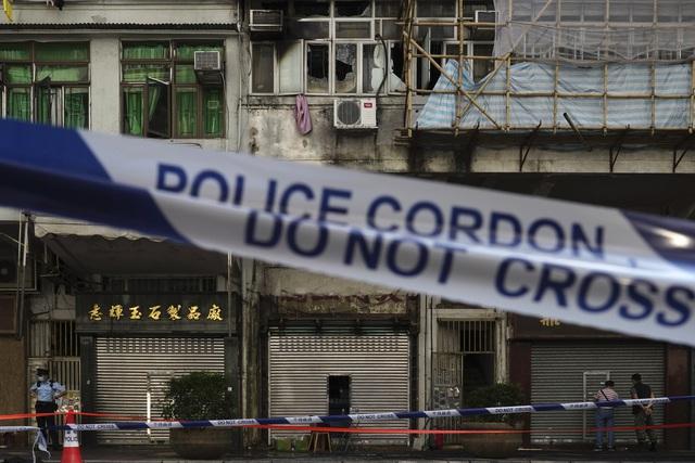 Hỏa hoạn tại nhà hàng ở Hong Kong (Trung Quốc), ít nhất 7 người thiệt mạng - Ảnh 3.