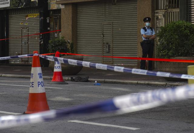 Hỏa hoạn tại nhà hàng ở Hong Kong (Trung Quốc), ít nhất 7 người thiệt mạng - Ảnh 4.