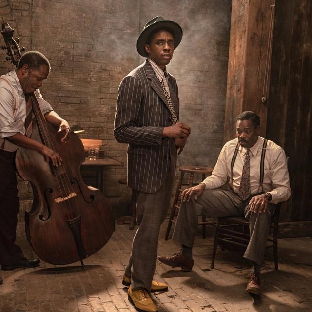 Vai diễn cuối đời của Chadwick Boseman được ca ngợi hết lời - Ảnh 2.