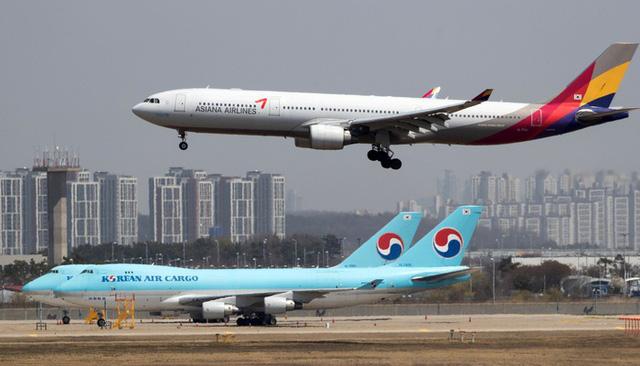 Sáp nhập 2 hãng hàng không lớn nhất Hàn Quốc trong thương vụ 1,6 tỷ USD - Ảnh 1.