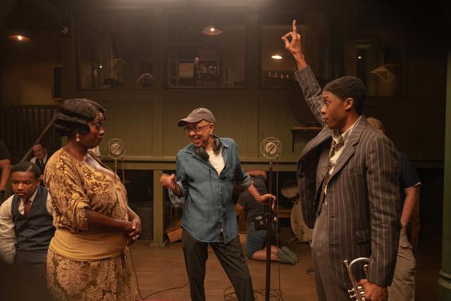 Vai diễn cuối đời của Chadwick Boseman được ca ngợi hết lời - Ảnh 3.