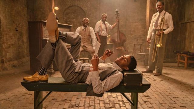 Vai diễn cuối đời của Chadwick Boseman được ca ngợi hết lời - Ảnh 1.