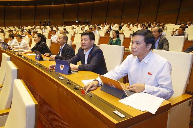 Bế mạc kỳ họp thứ 10 Quốc hội khóa XIV - Ảnh 1.