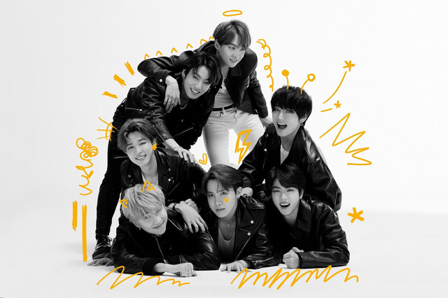 BTS lập kỉ lục, sở hữu album thứ 2 đạt chứng nhận bạch kim tại Mỹ - Ảnh 1.