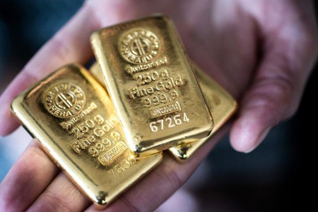 Giá vàng châu Á tăng nhẹ trong phiên chiều 18/11 - Ảnh 1.