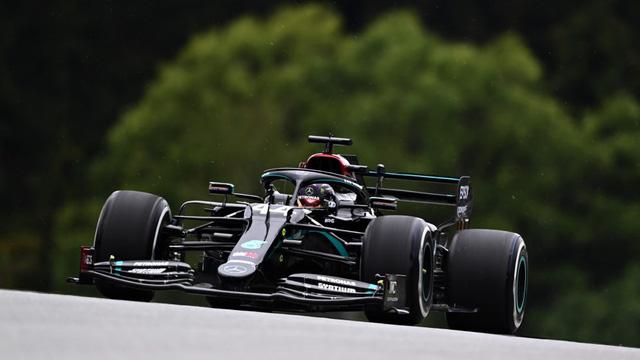 Mercedes lên kế hoạch đàm phán với Lewis Hamilton - Ảnh 1.