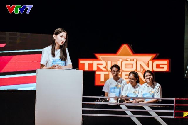 HHen Niê rạng rỡ làm giám khảo Trường Teen 2020 - Ảnh 7.