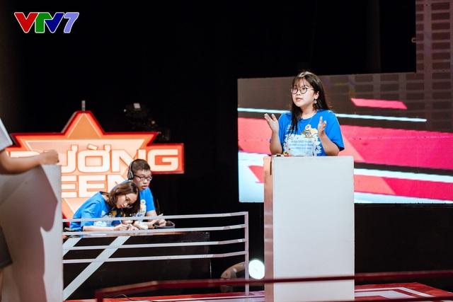 HHen Niê rạng rỡ làm giám khảo Trường Teen 2020 - Ảnh 6.