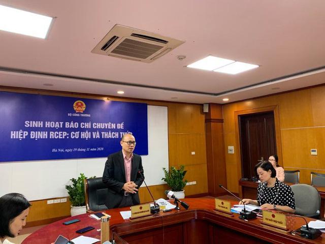 Hiệp định RCEP: Đâu là cơ hội và thách thức với doanh nghiệp Việt? - Ảnh 2.