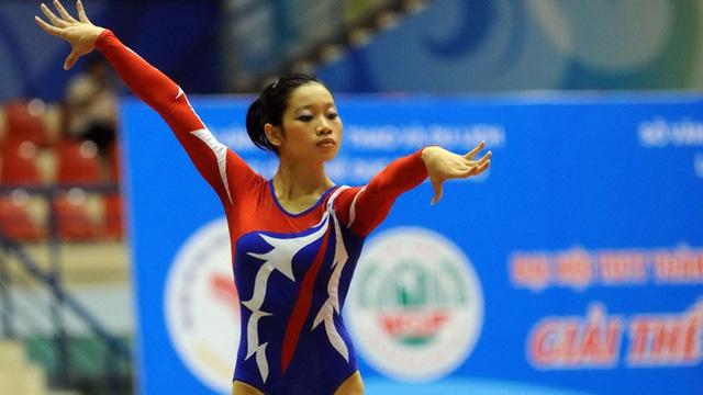 Khai mạc Giải Vô địch Thể dục dụng cụ quốc gia năm 2020 - Ảnh 1.